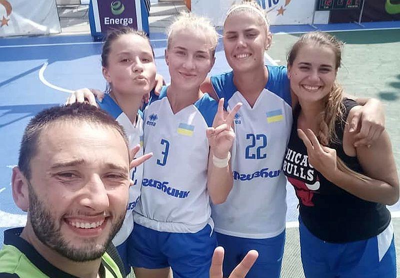 Жіноча збірна України U-18 стартує в кваліфікації чемпіонату Європи 3х3