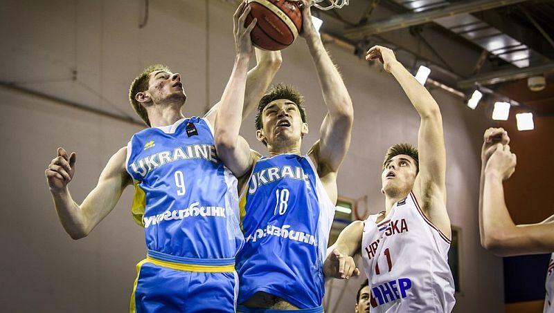 Збірна України U-18 програла Хорватії на чемпіонаті Європи