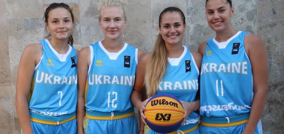 Жіночій чемпіонат Європи 3х3 U-18: онлайн відеотрансляція кваліфікації