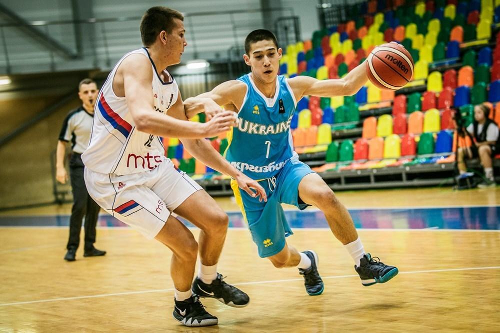 Греція U-18 - Україна U-18: відеотрансляція матчу чоловічого чемпіонату Європи за 13-16 місця