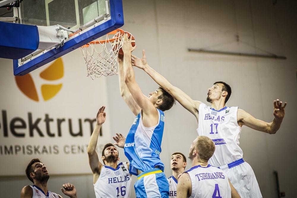 Україна відіграла 19 очок, але поступилась Греції на останніх секундах