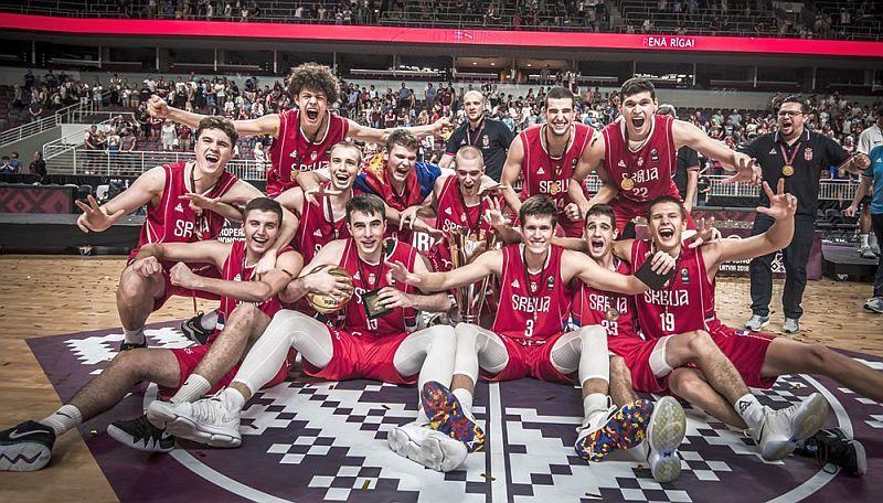 Чемпіонат Європи U-18: визначилися призери, Україна – передостання
