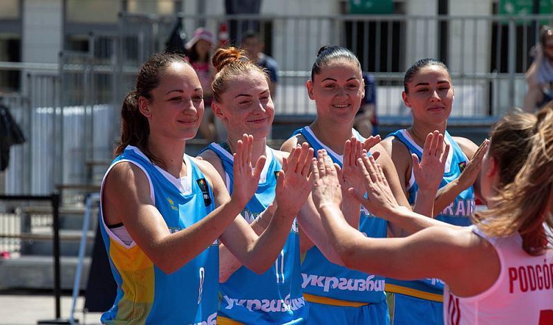 Баскетбол 3х3: чемпіонати Європи для України