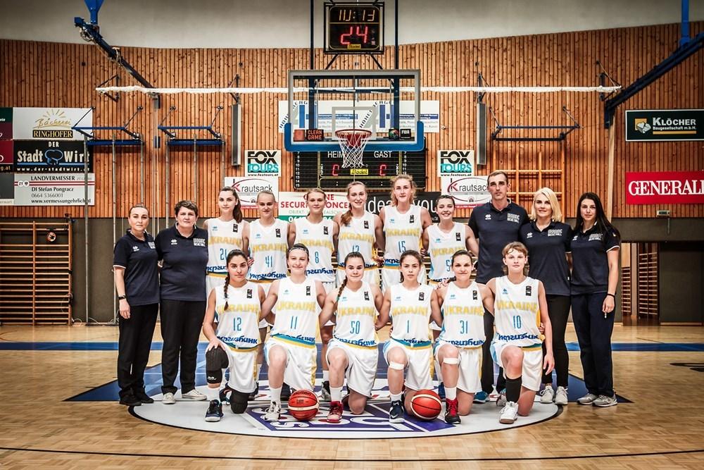 Україна проти Люксембургу: анонс матчу за вихід в 1/4 фіналу жіночого чемпіонату Європи U-18