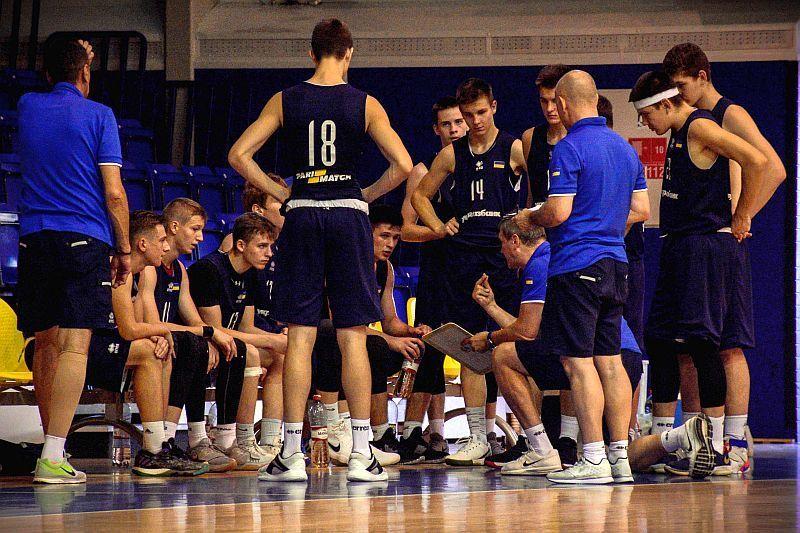 Чоловіча збірна України U-16 на чемпіонаті Європи: розклад та система змагань