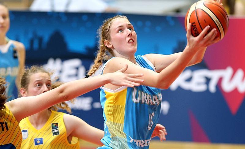 Українка Гаврильчик серед лідерів на юніорському чемпіонаті Європи