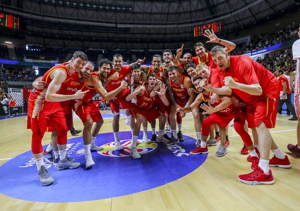 Бездоганна збірна Іспанії - перший суперник України у другому раунді відбору на ЧС-2019