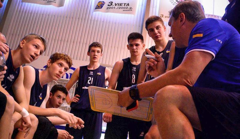 Білорусь – Україна: кадетська збірна стартує на чемпіонаті Європи