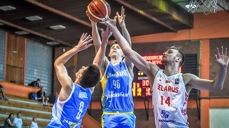 Збірна України U-16 з перемоги стартувала на чемпіонаті Європи