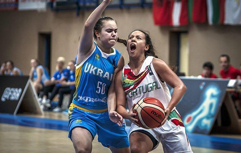 Збірна Україна U-18 програла Португалії на чемпіонаті Європи