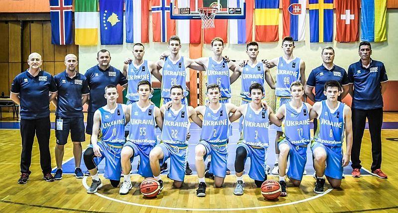 Збірна України U-16 здобула другу перемогу на чемпіонаті Європи
