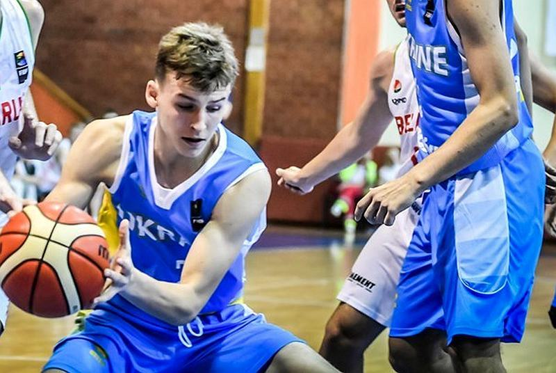 Збірна України U-16 зазнала першої поразки на чемпіонаті Європи