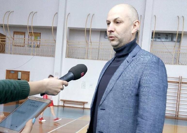 Зареєстровано Житомирську міську федерацію баскетболу