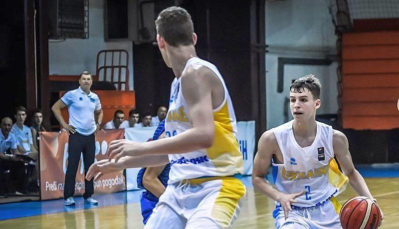 Збірна України U-16 перемогла на старті плей-оф чемпіонату Європи