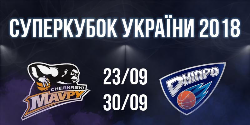 Жеребкування Суперкубку України: онлайн відеотрансляція