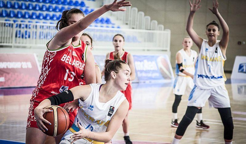 Жіноча збірна U-16 зіграла другий матч на чемпіонаті Європи: фотогалерея