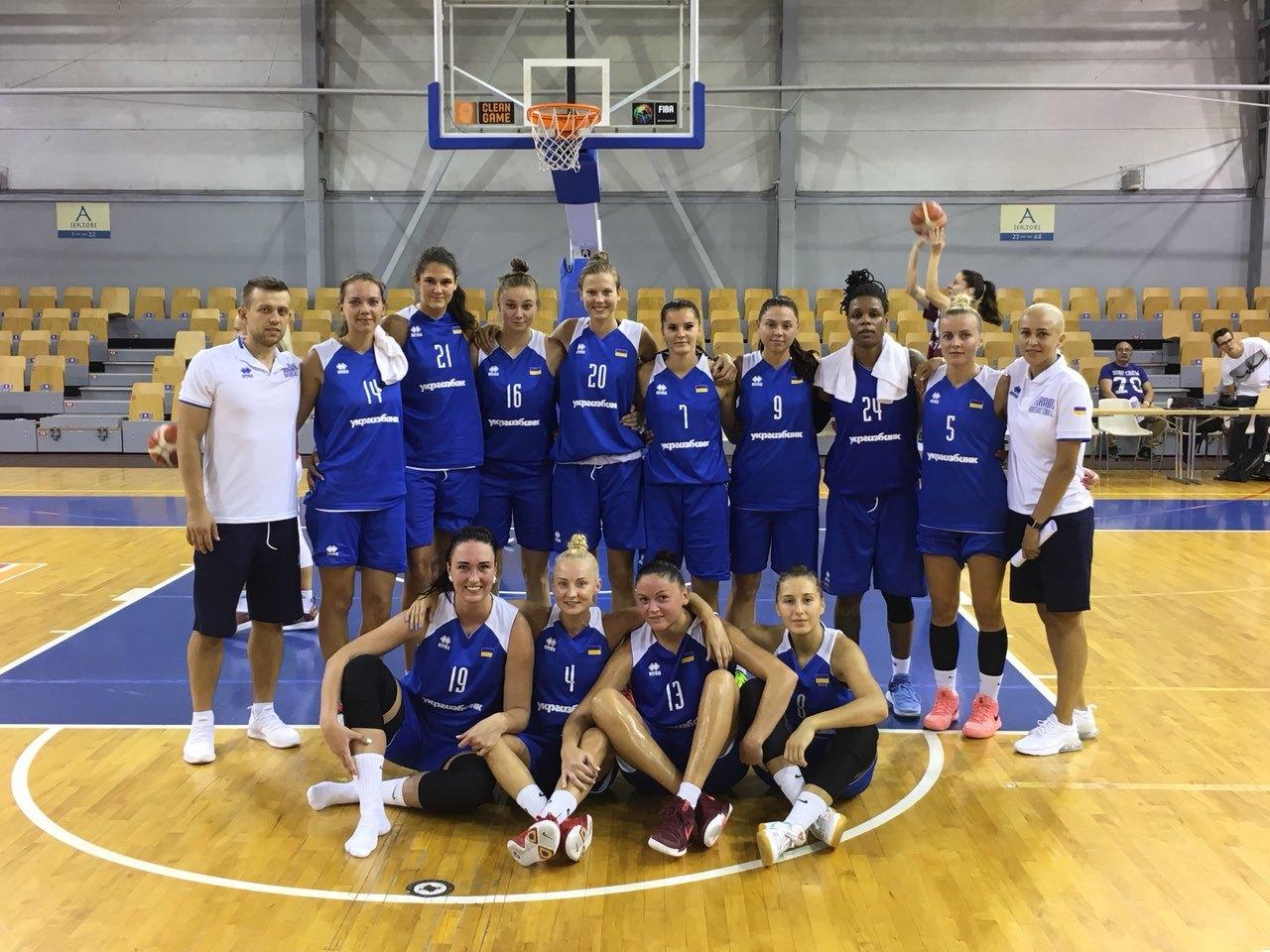 Турнір у Латвії українки розпочали із поразки