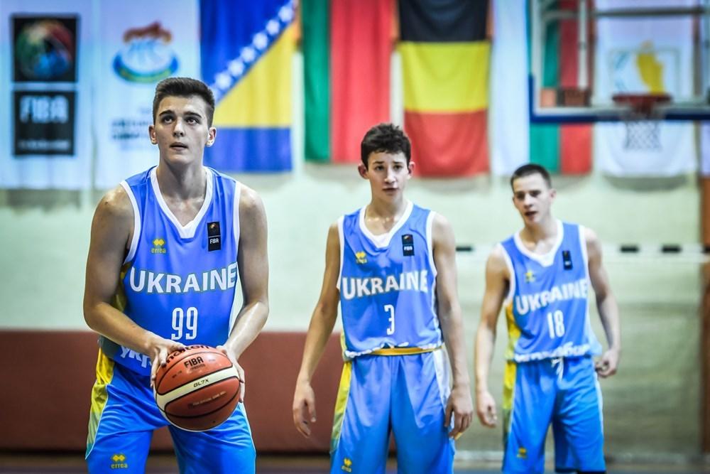 Україна обіграла Данію на чемпіонаті Європи U-16