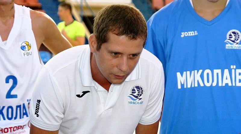 Дмитро Шиманський: головна мета Миколаєва-2 – прогрес молодих гравців