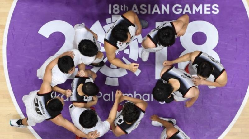 Скандал у японському баскетболі