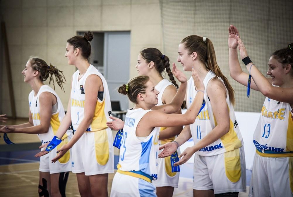 Збірна України перемогла Боснію та Герцеговину на Чемпіонаті Європи U-16