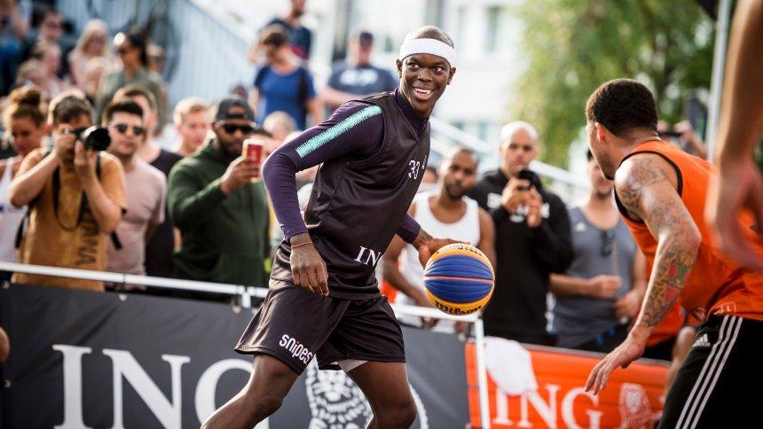 Лідер збірної Німеччини став чемпіоном країни з баскетболу 3х3