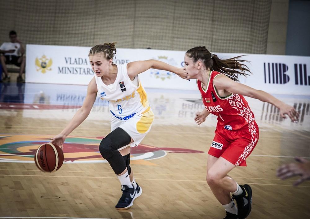 Україна U-16 - Фінляндія U-16: онлайн відеотрансляція матчу жіночого чемпіонату Європи