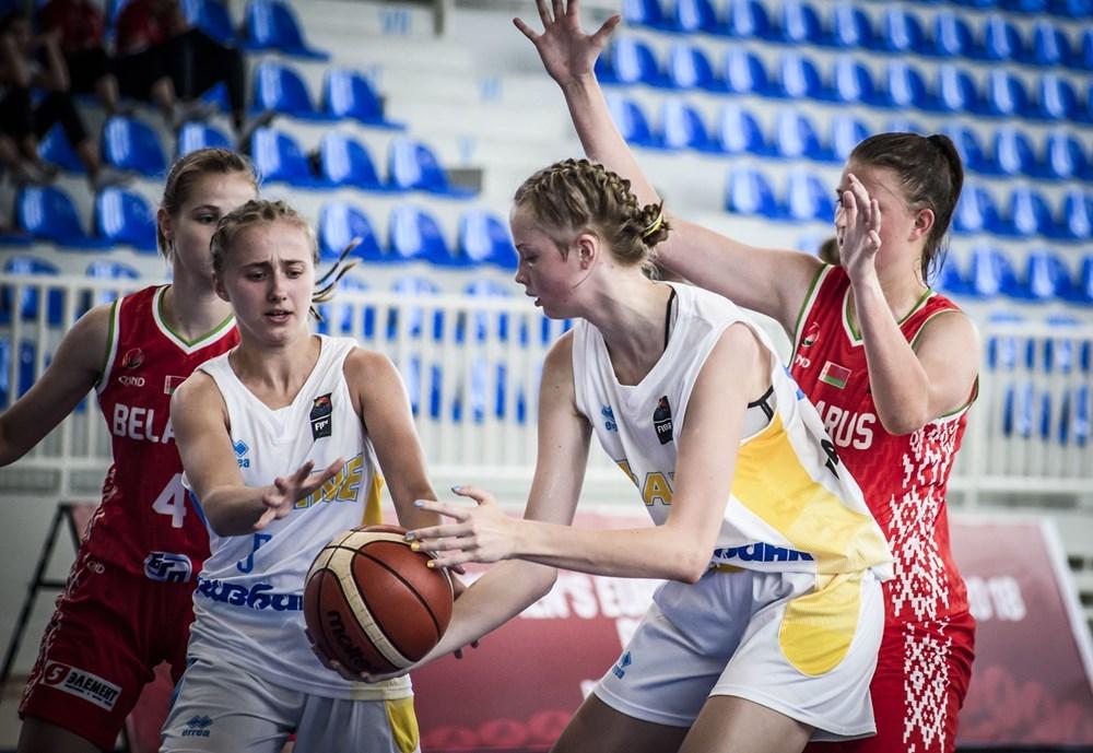 Україна проти Швейцарії: анонс матчу жіночого чемпіонату Європи U-16
