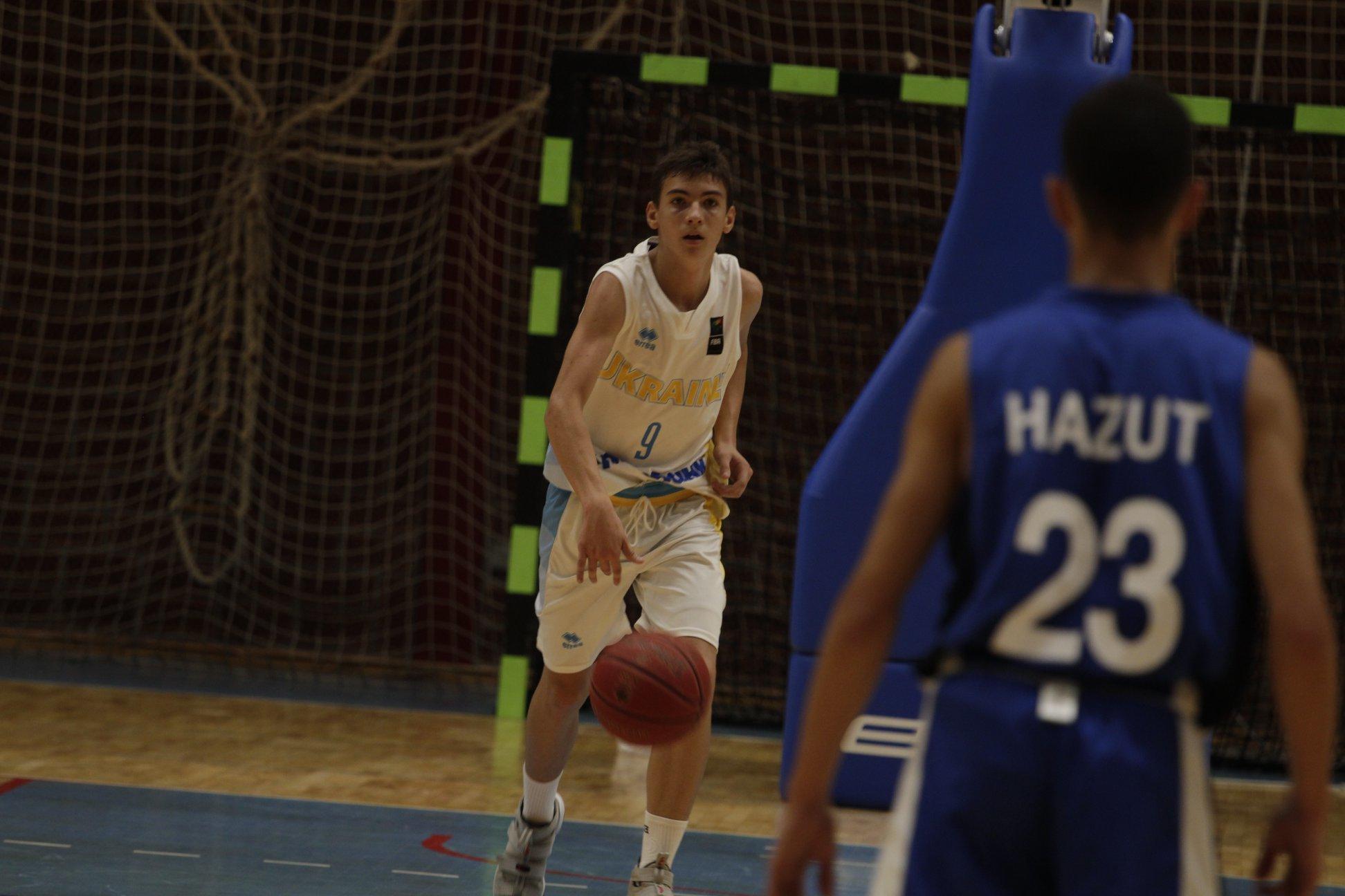 Збірна України U-14 на неофіційному чемпіонаті Європи: фотогалерея першого дня