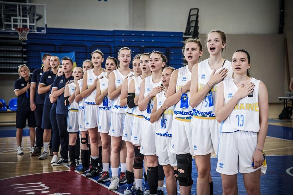 Україна проти Естонії: анонс останнього матчу жіночого чемпіонату Європи U-16