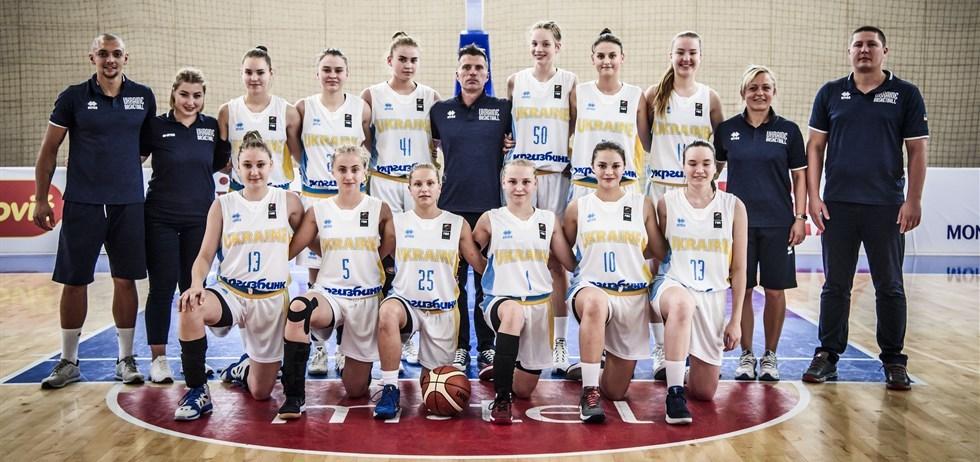 Чемпіонат Європи U16: Україна 10-та. Швеція, Греція та Фінляндія виходять у дивізіон