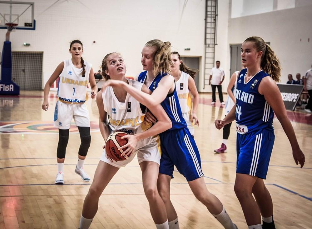 Центрова збірної України стала кращою на чемпіонаті Європи