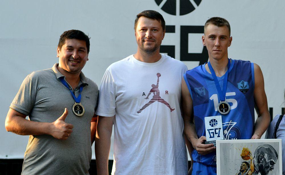 Станіслав Медведенко: Битва районів популяризує баскетбол