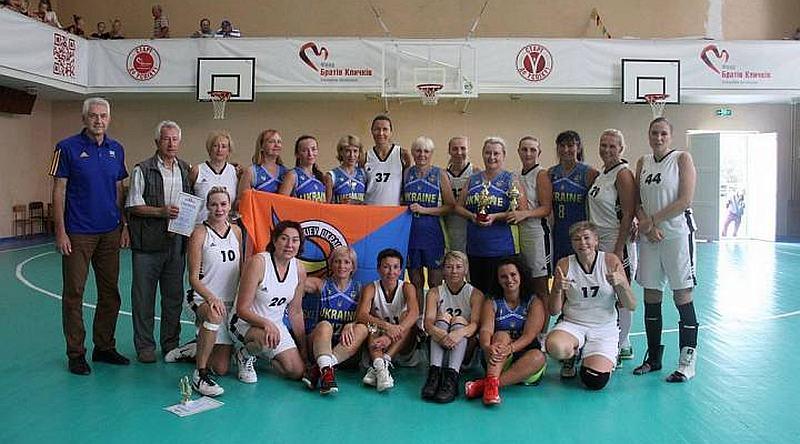 У Бердянську зіграють провідні баскетболістки минулого