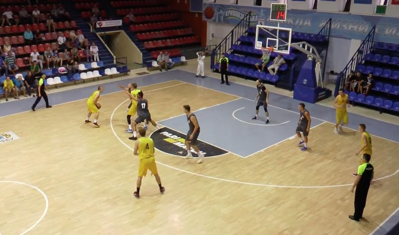 БК Одеса – Київ-Баскет: онлайн відеотрансляція матчу Меморіалу Литовки