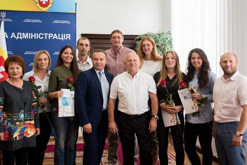 Баскетболістки Рівного стали Майстрами спорту України