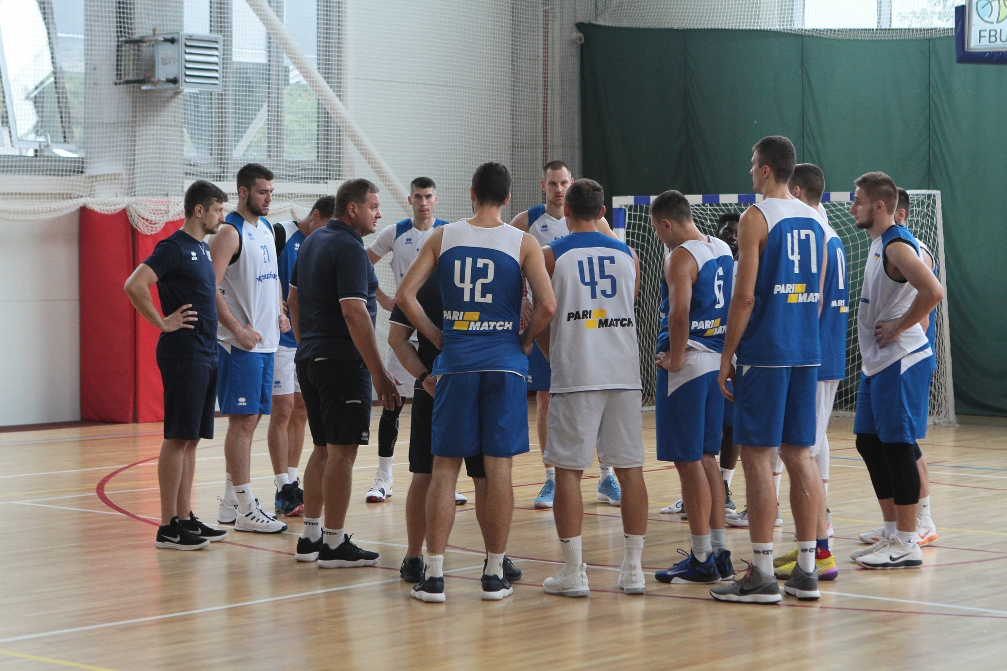 Три гравці залишили табір національної збірної України