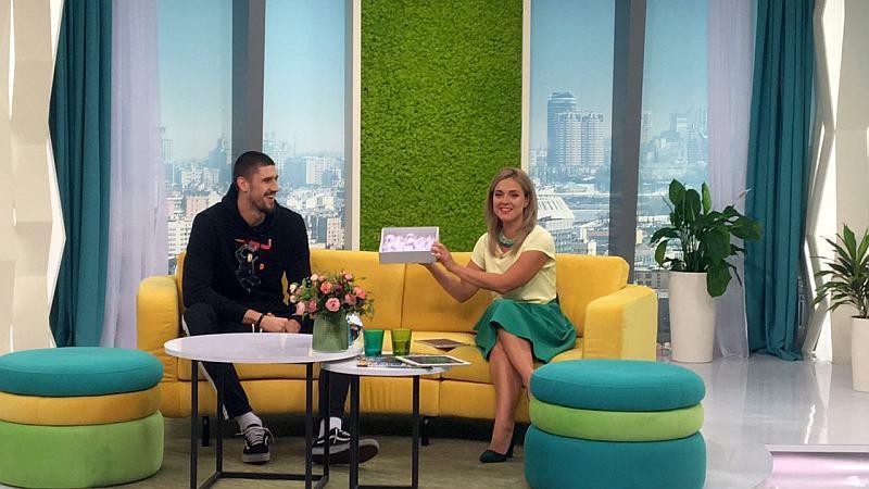 Олексій Лень в ефірі телеканалу Україна: відео