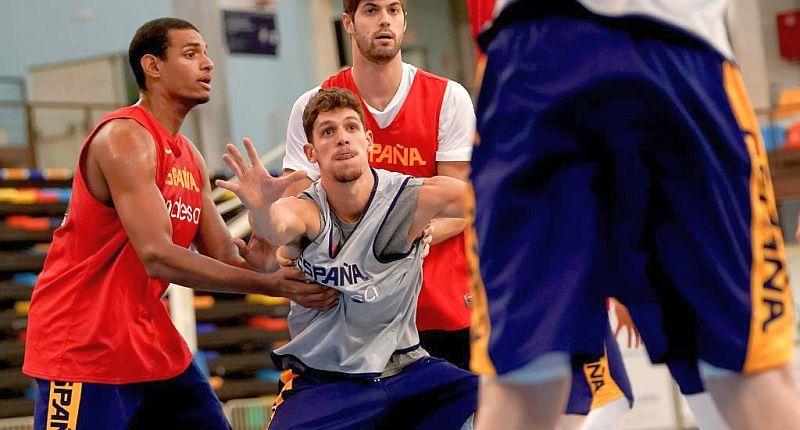 Центровий збірної Іспанії Бейран: команда рветься до Києва