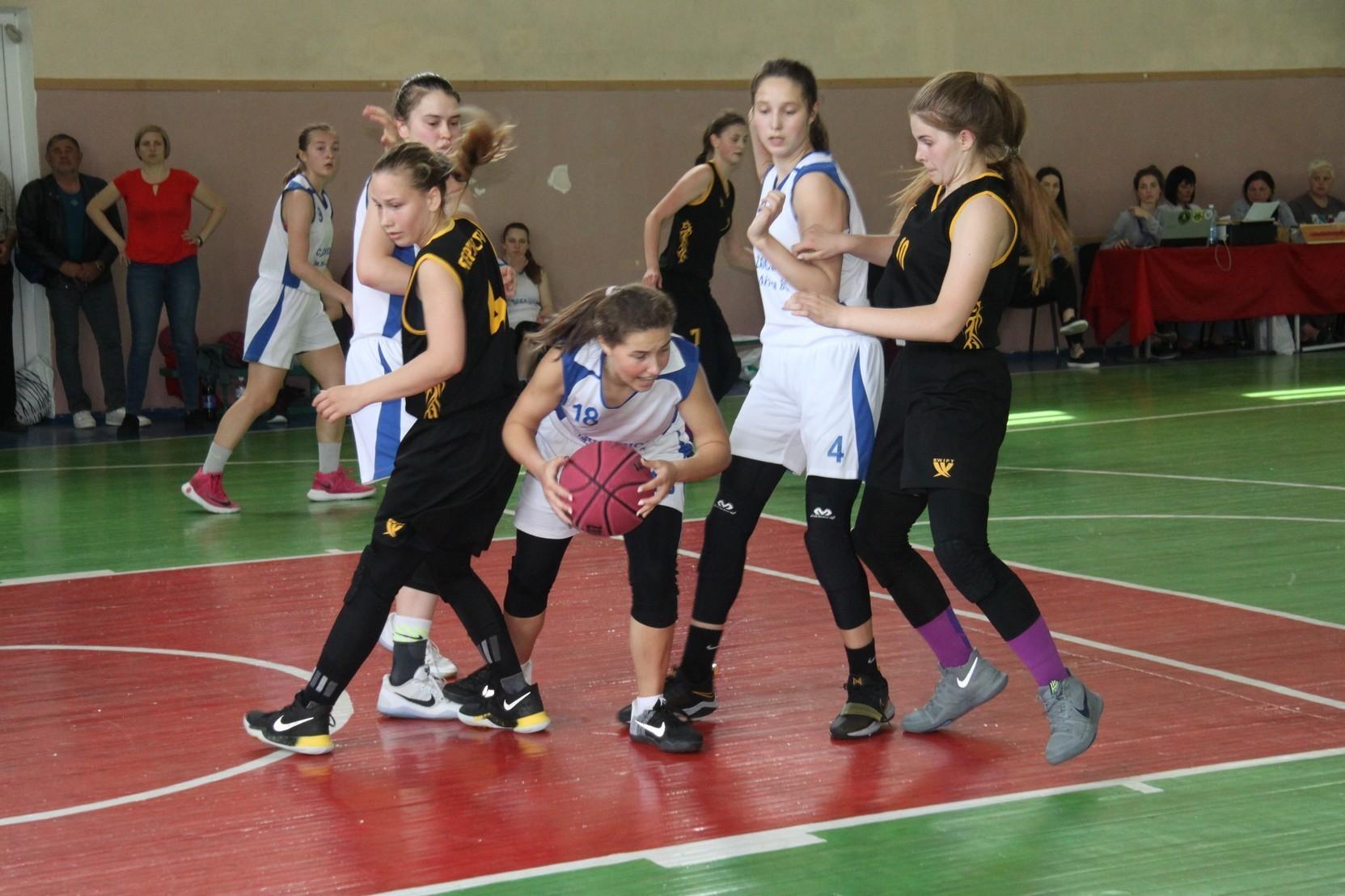 ВЮБЛ (дівчата 2002-2003): об'єднаний чемпіонат
