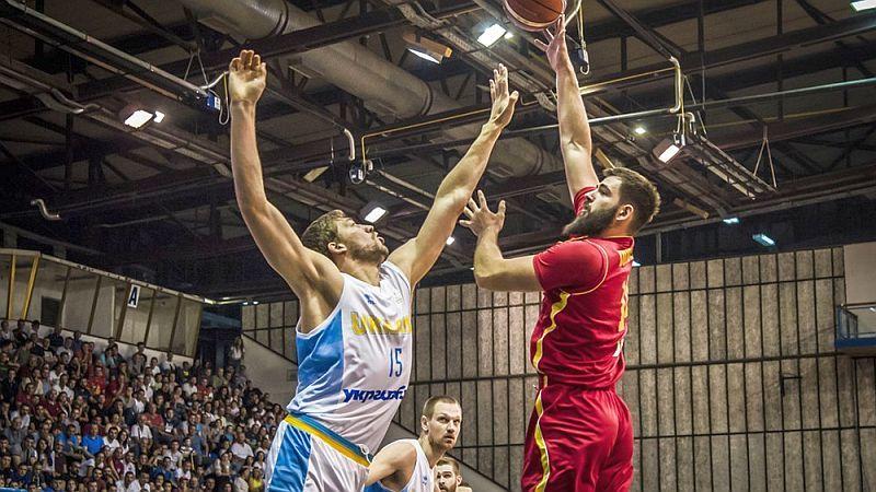 Збірна України зіграла проти Чорногорії: фотогалерея
