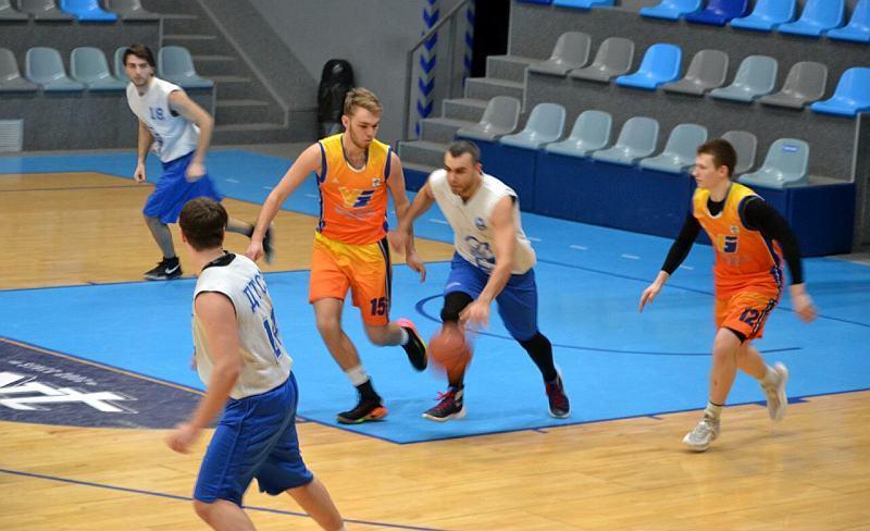 У Дніпрі стартував новий баскетбольний сезон серед студентів