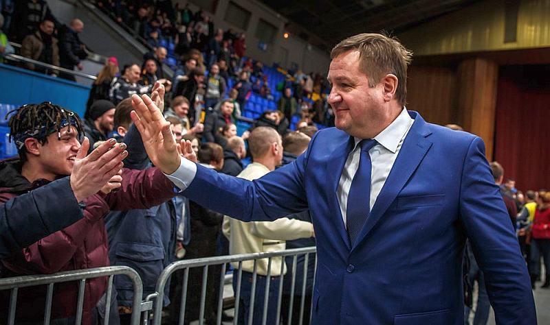 Вітаємо тренера збірної України Євгена Мурзіна з днем народження