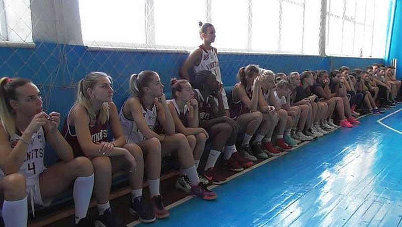 У Вінниці відбувся семінар для баскетболістів