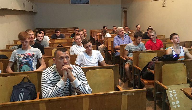 У Львові відбувся семінар для тренерів та баскетболістів