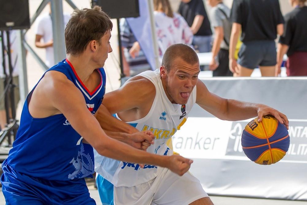 Визначився склад чоловічої збірної України 3х3 на Юнацьку Олімпіаду