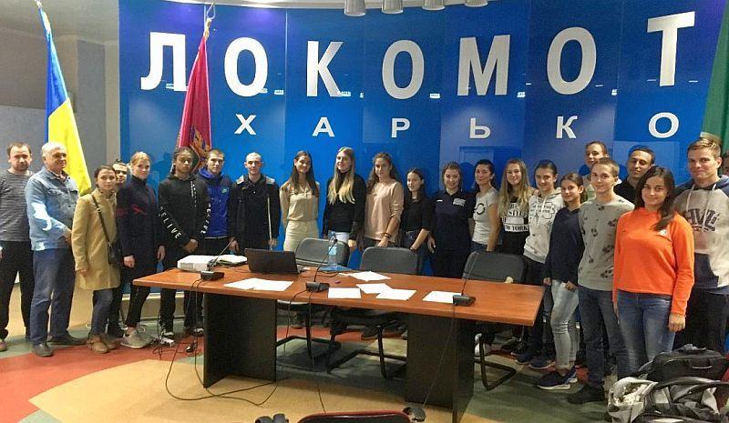 У Харкові відбувся семінар для баскетбольних статистиків