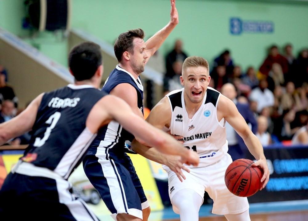 Черкаські Мавпи впевнено крокують у другий раунд відбору Кубку Європи FIBA: фотогалерея