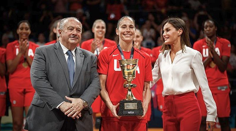 Визначилися чемпіони світу з баскетболу серед жінок