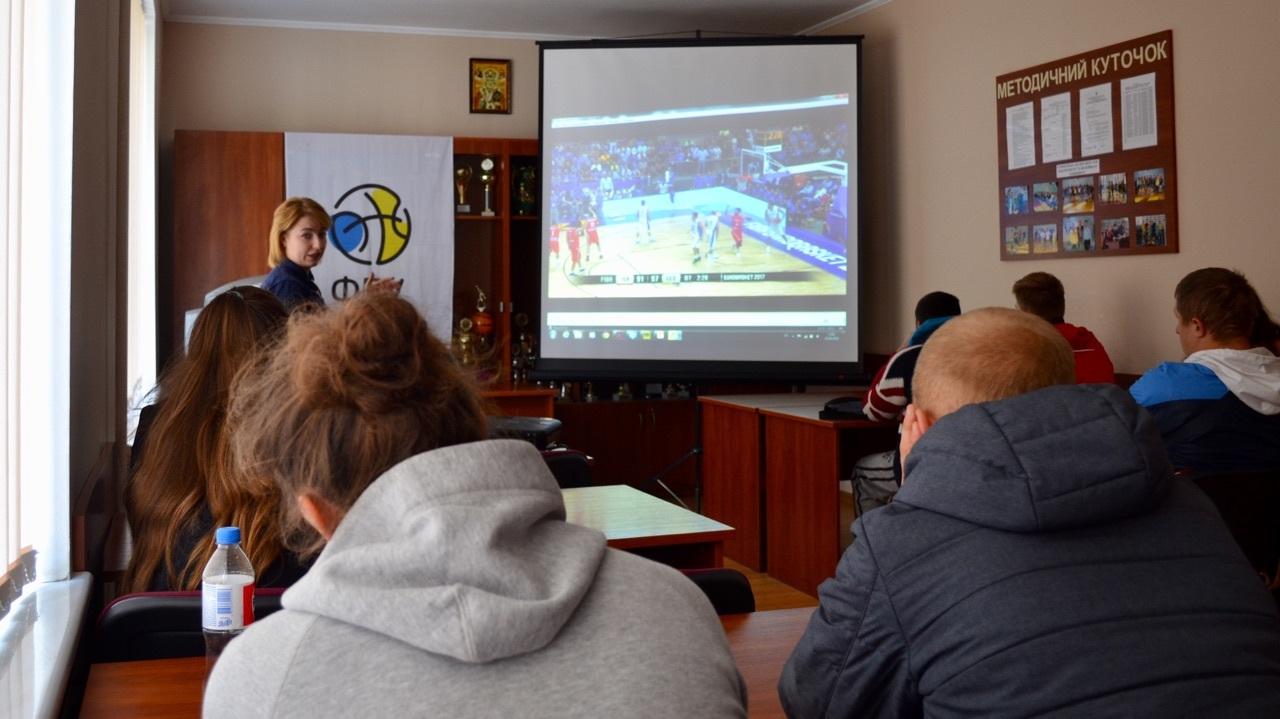 Завершилася підготовка до нового сезону баскетбольних статистиків